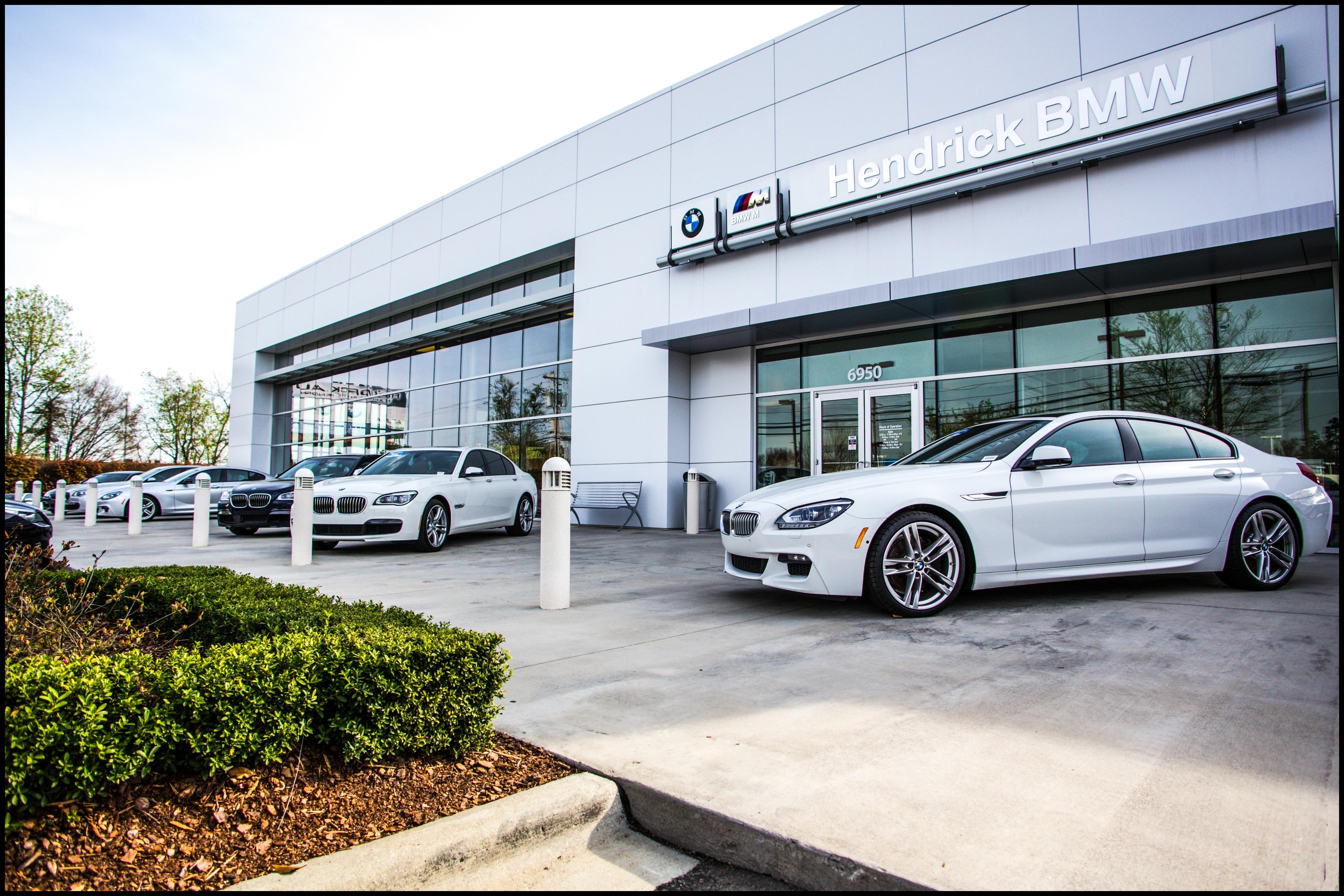 BMW Genius at Hendrick BMW Northlake