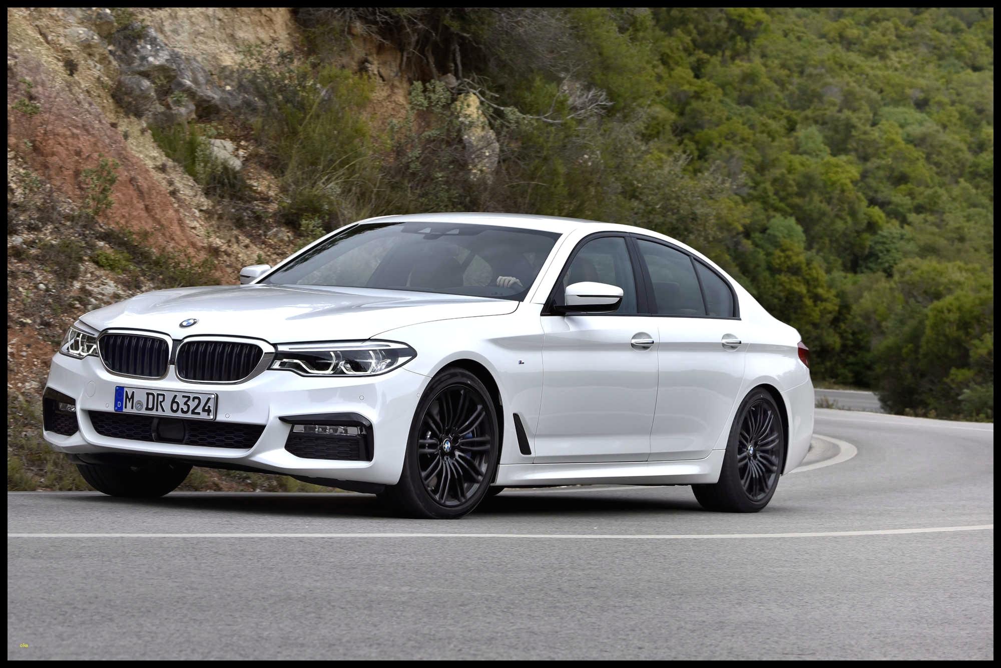 bmw 5 series 520d m sport saloon 2017 review
