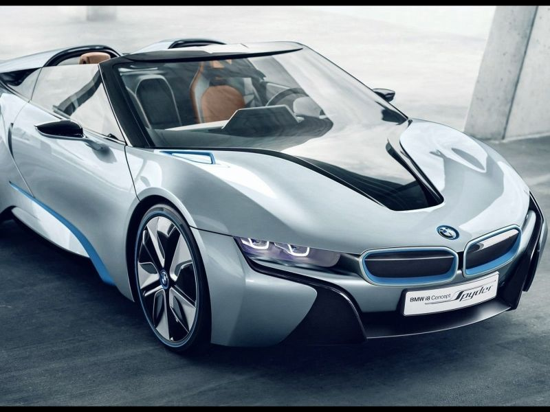 How Much are Bmw I8