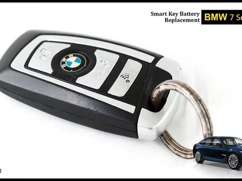 How Much Does A Bmw Key Replacement Cost