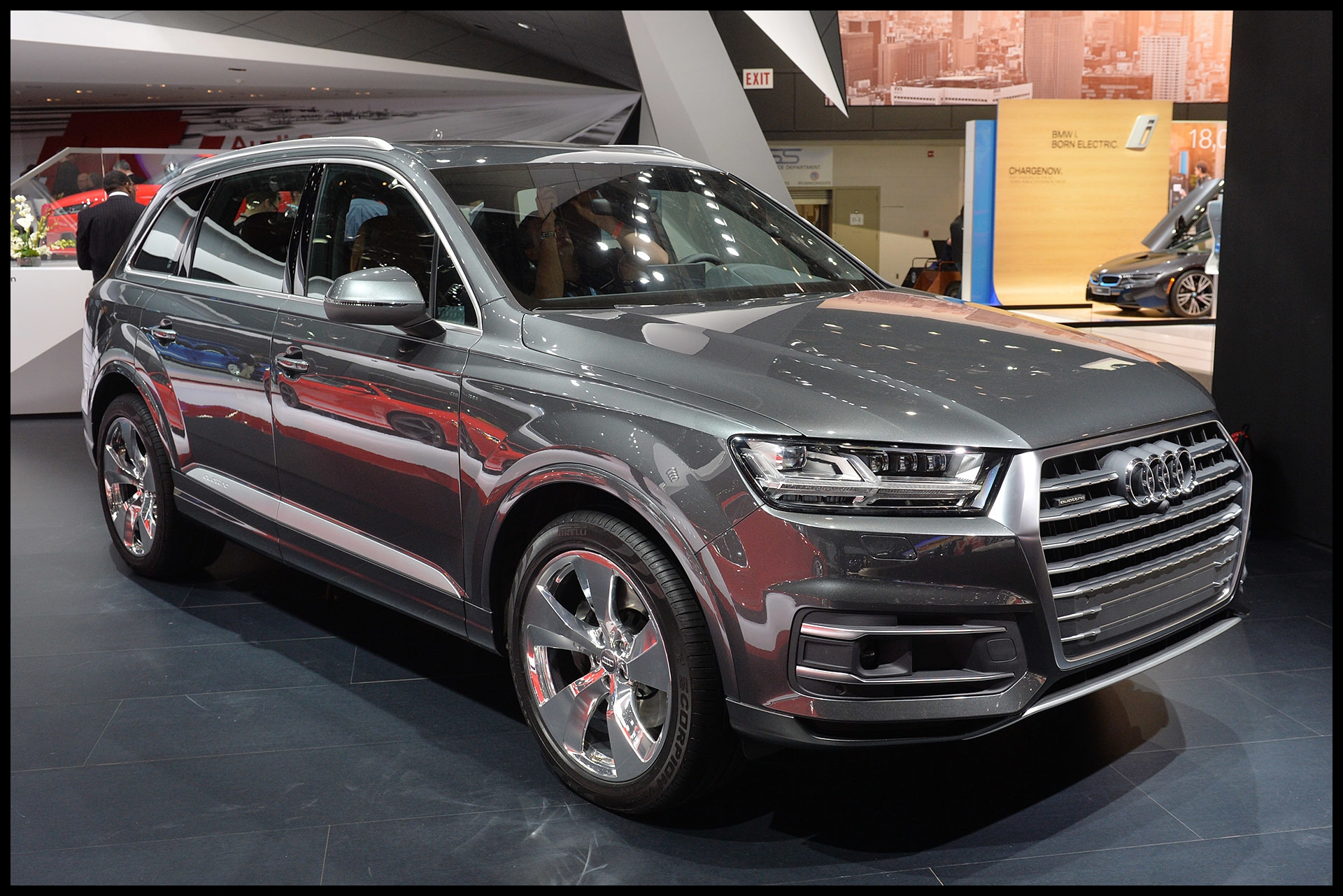 How Much is An Audi Q7 New Audi Q7 2018 Prices In Pakistan and Reviews