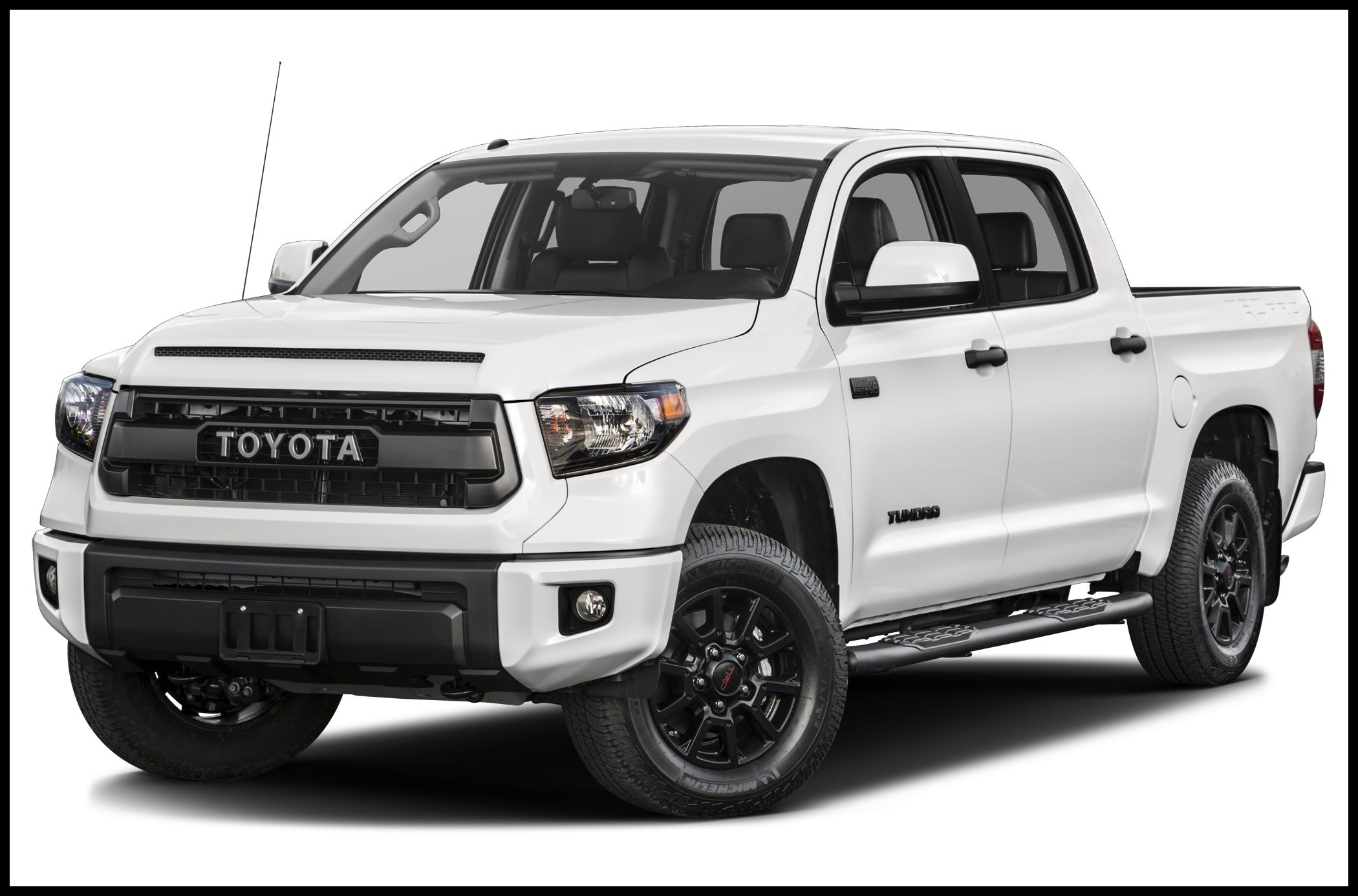2017 Toyota Tundra TRD Pro 5 7L V8 4x4 CrewMax 5 6 ft box 145 7 in WB Specs and Prices