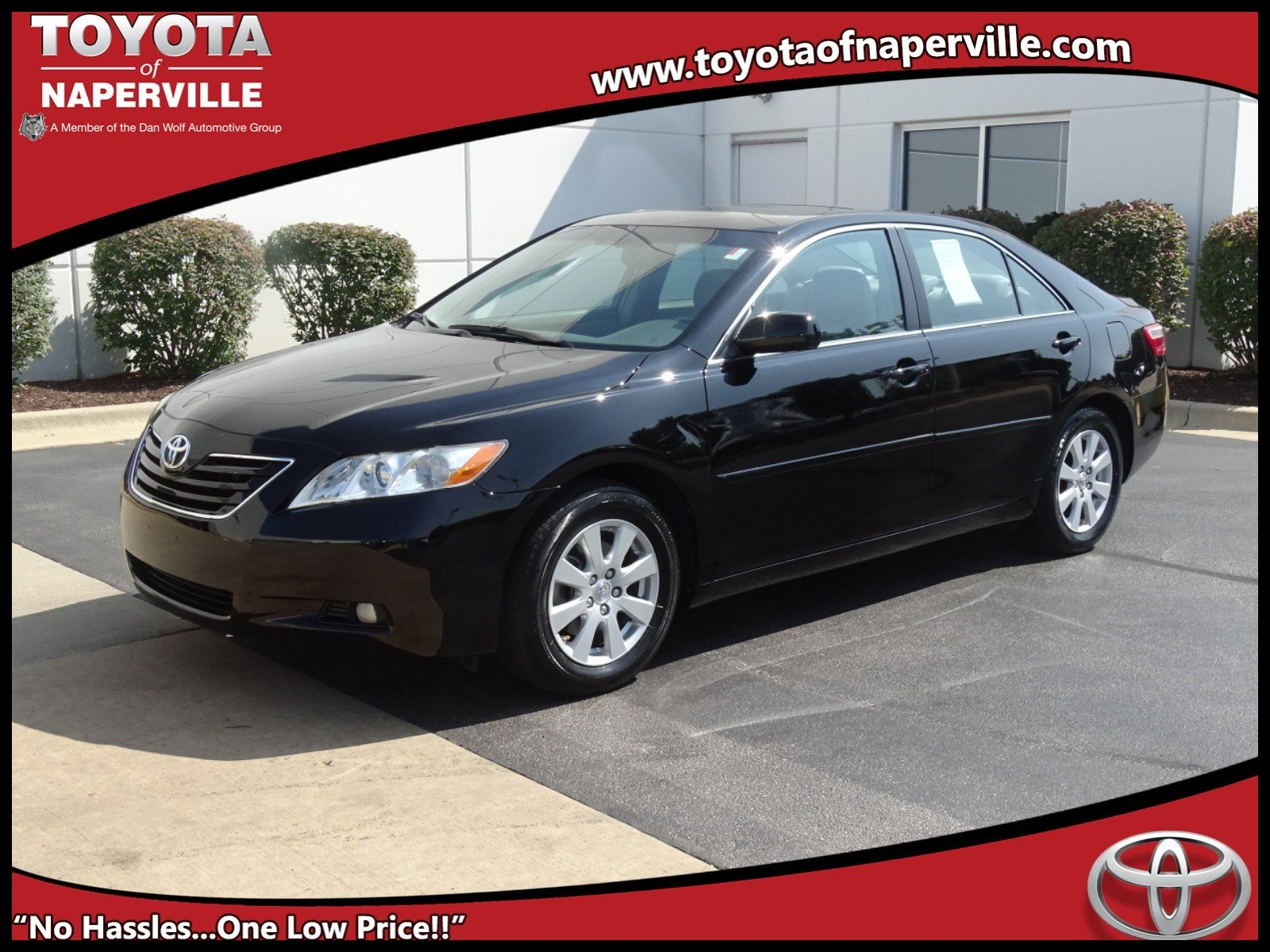 Pre Owned 2009 Toyota Camry XLE