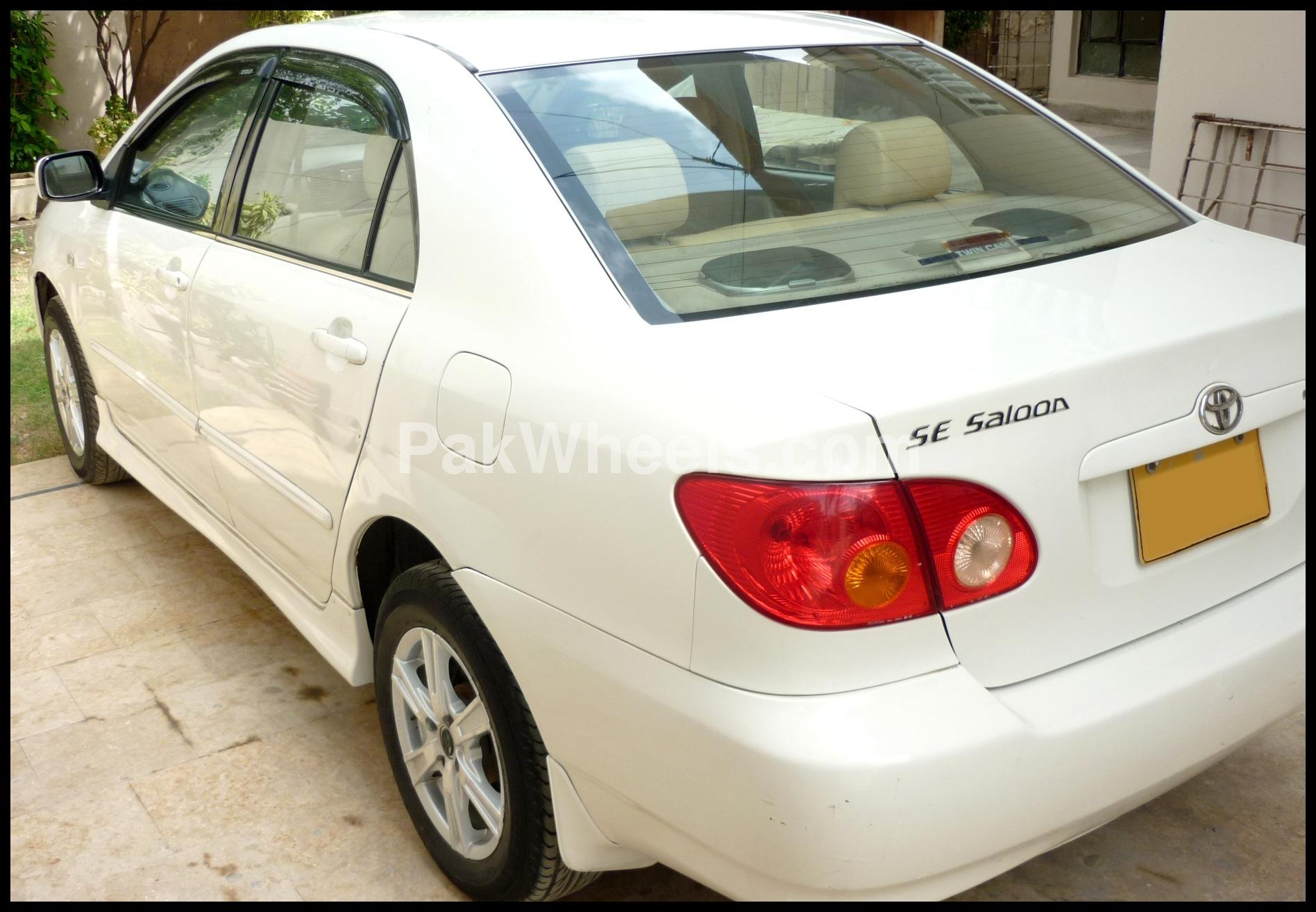 Toyota Highlander Interior Elegant Toyota Corolla 2 0d Saloon Sr 2004 For Sale In Karachi Toyota