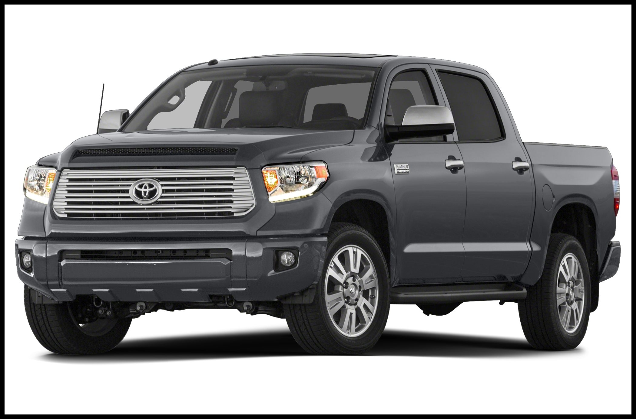 2014 Toyota Tundra Platinum 5 7L V8 4x2 Crew Max 5 6 ft box 145 7 in WB Pricing and Options
