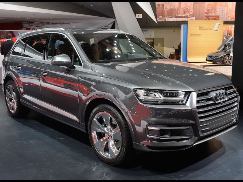 How Much is An Audi Q7