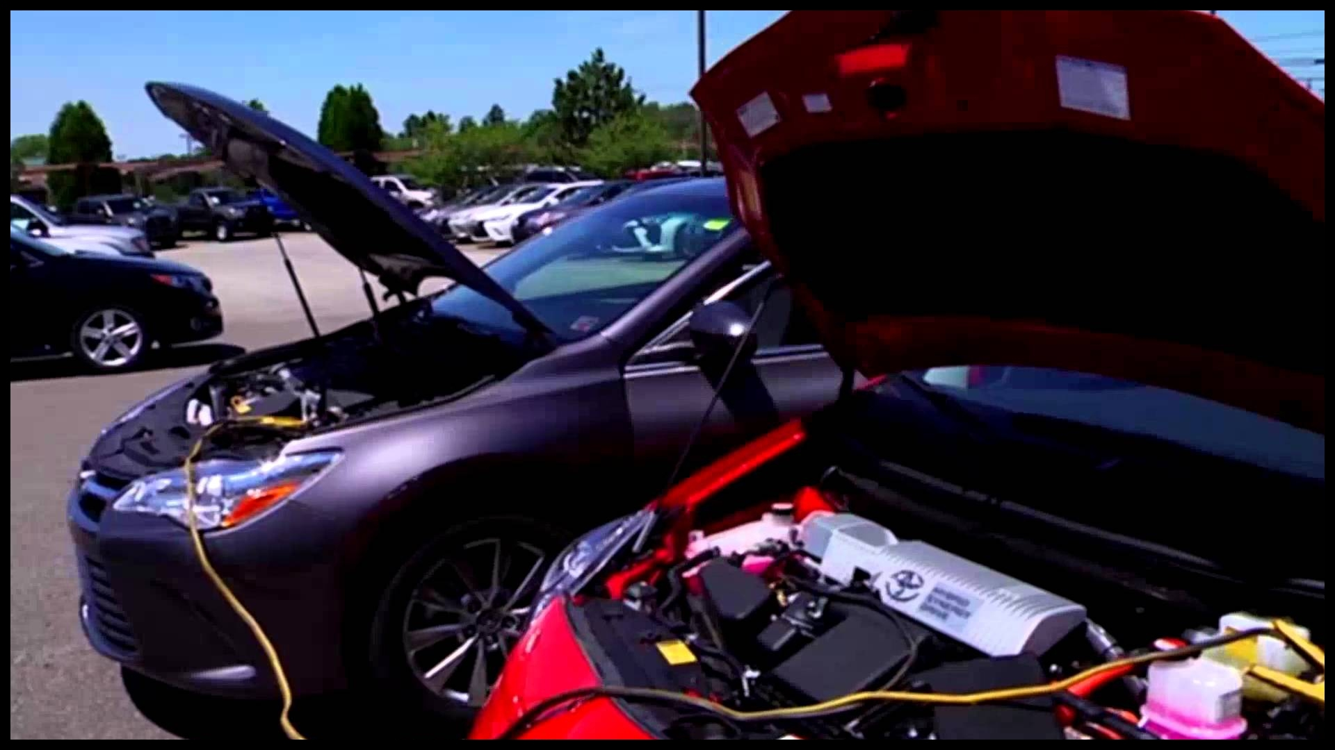 Palmiero Toyota How to Jump Start a 2015 Prius