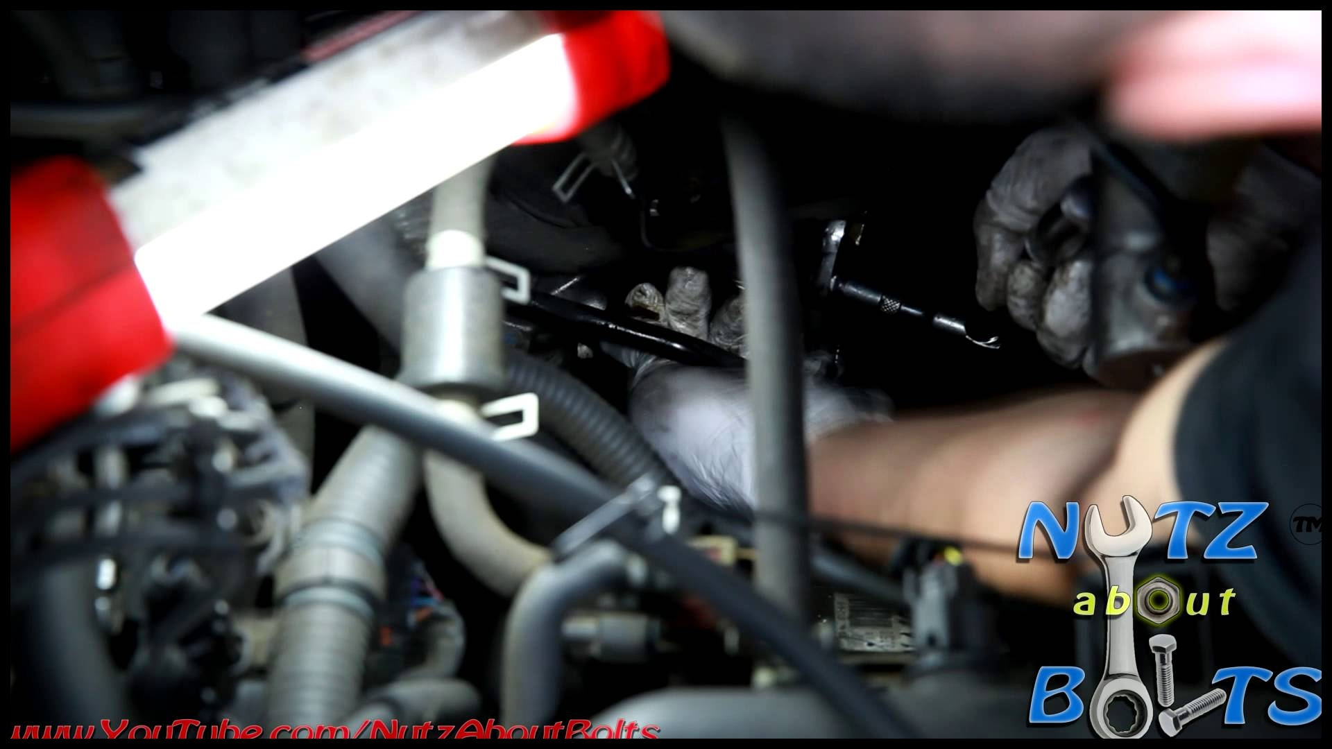 1998 2002 Toyota Corolla Power steering high pressure hose remove and install