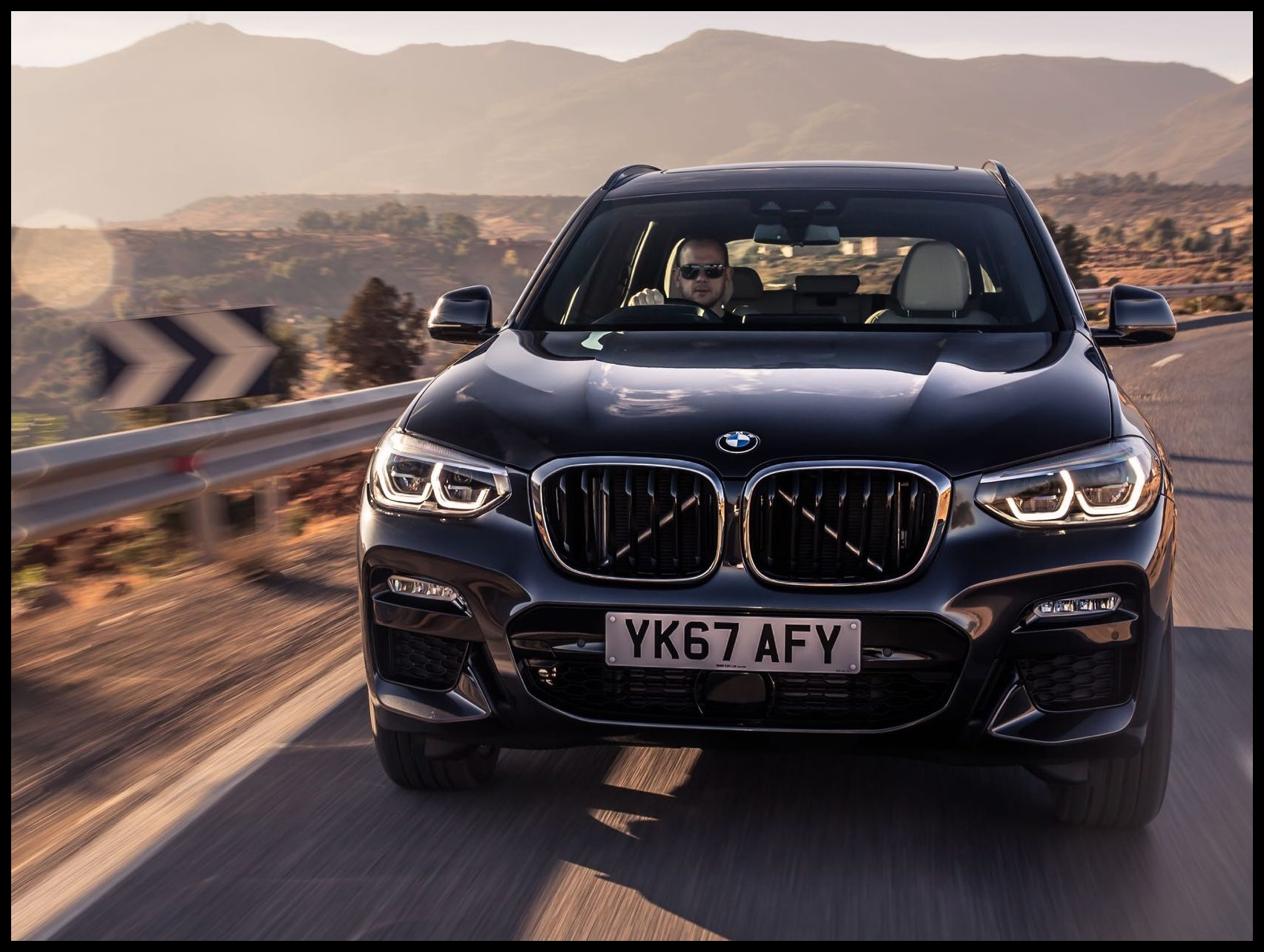 The BMW X3 has history and enduring desirability on its side in the immensely popular SUV sector which shows no sign of contracting but continues to expand
