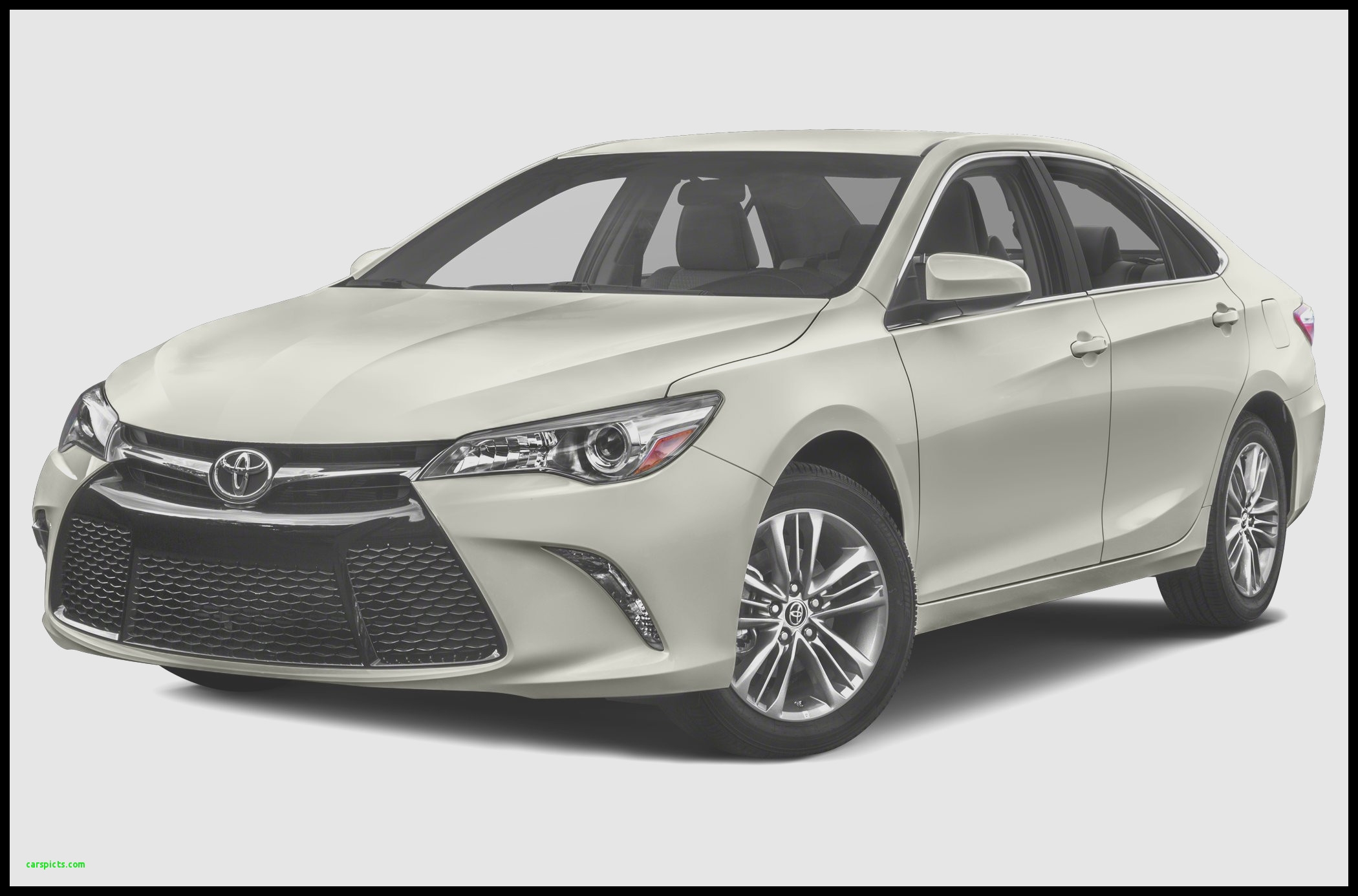 Toyota Camry 2015 Hybrid Black New 2016 toyota Camry Se W Special Edition Pkg 4dr Sedan