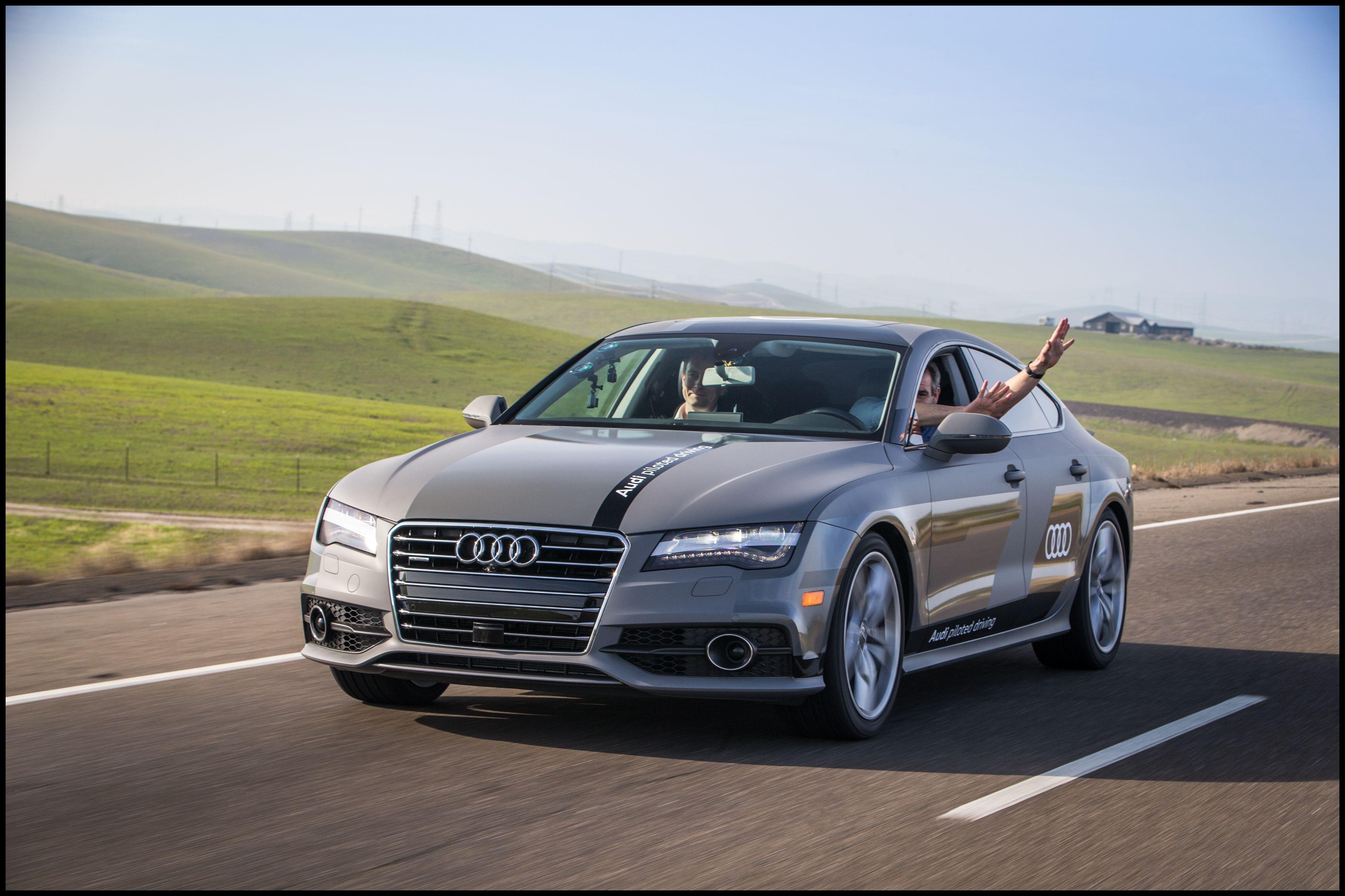 Update Audi s Self Driving Car Technology Jim Ellis Audi Marietta