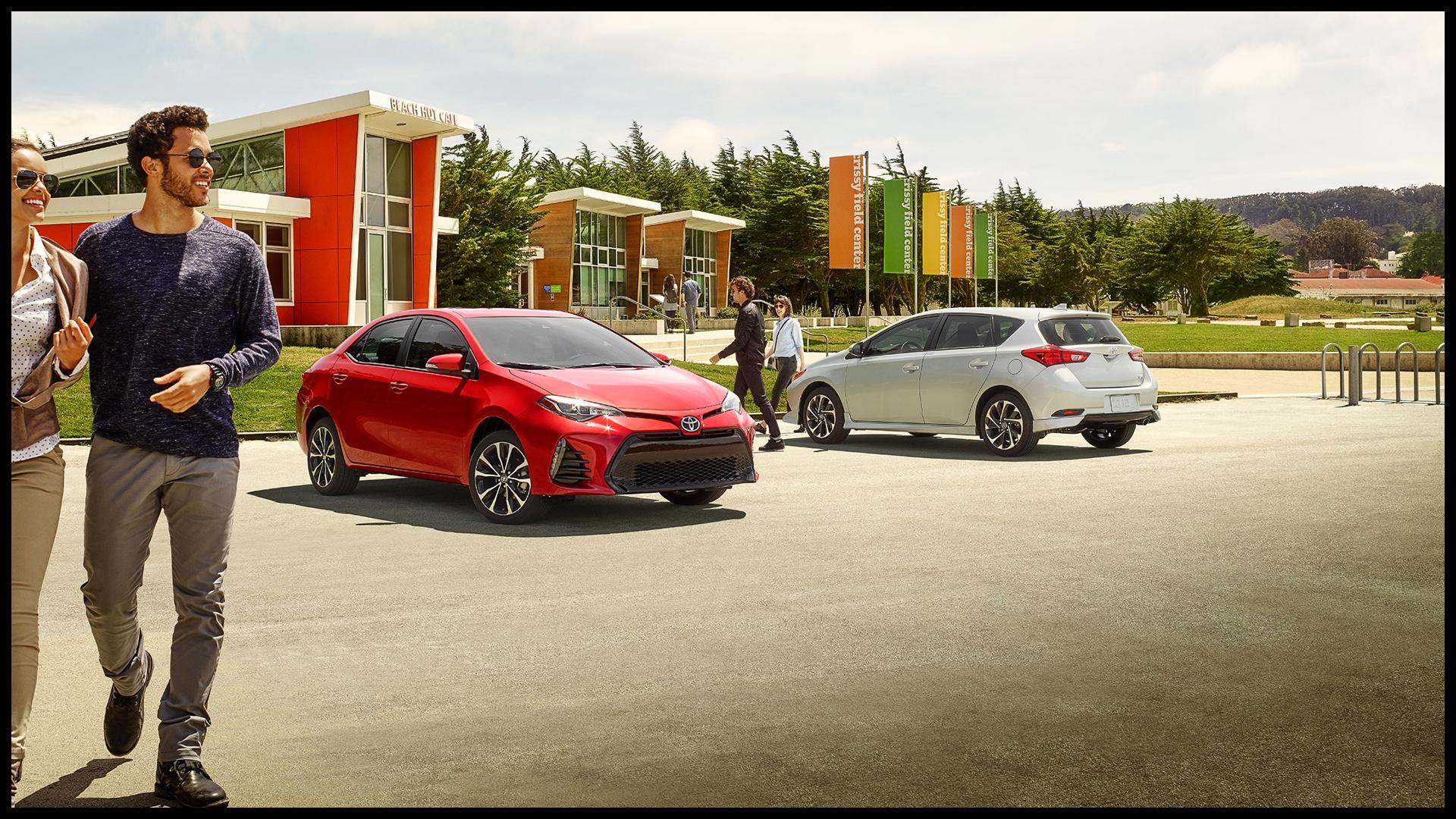 New Toyota Corolla Exterior image 1