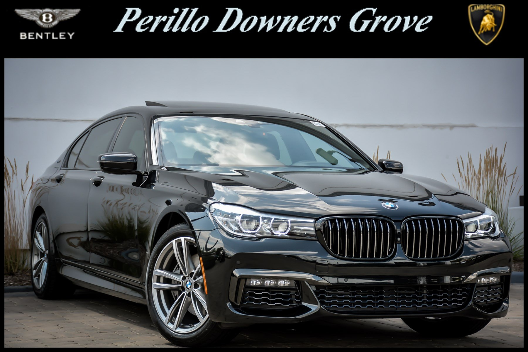 Pre Owned 2017 BMW 7 Series 740e xDrive iPerformance M Sport