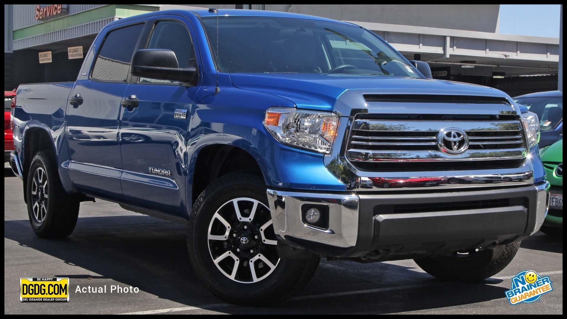 2006 toyota Corolla Blue Book Value Pre Owned 2016 toyota Tundra 4wd Truck Sr5 Crew Cab