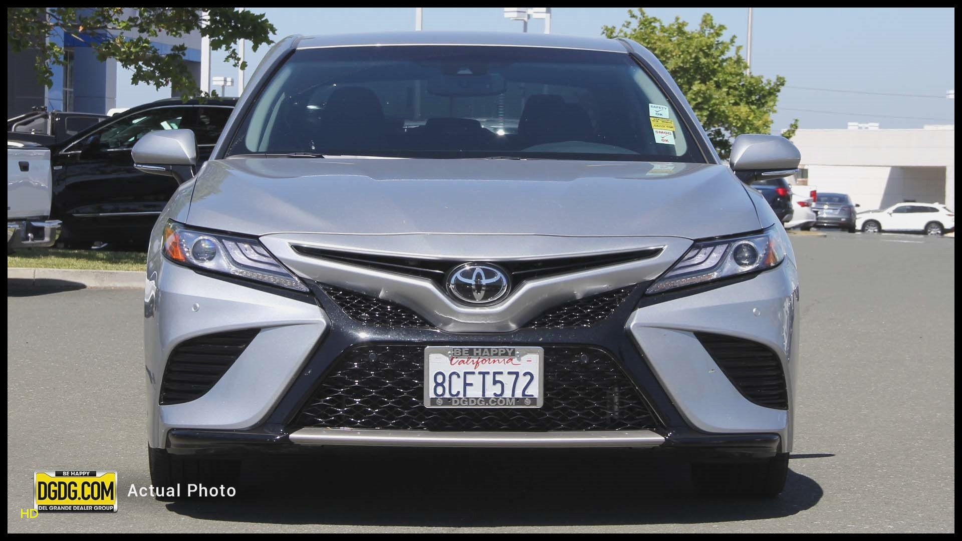 Kelley Blue Book Dealer Invoice Pre Owned 2018 toyota Camry Xse 4dr Car In Vallejo Upr Xa