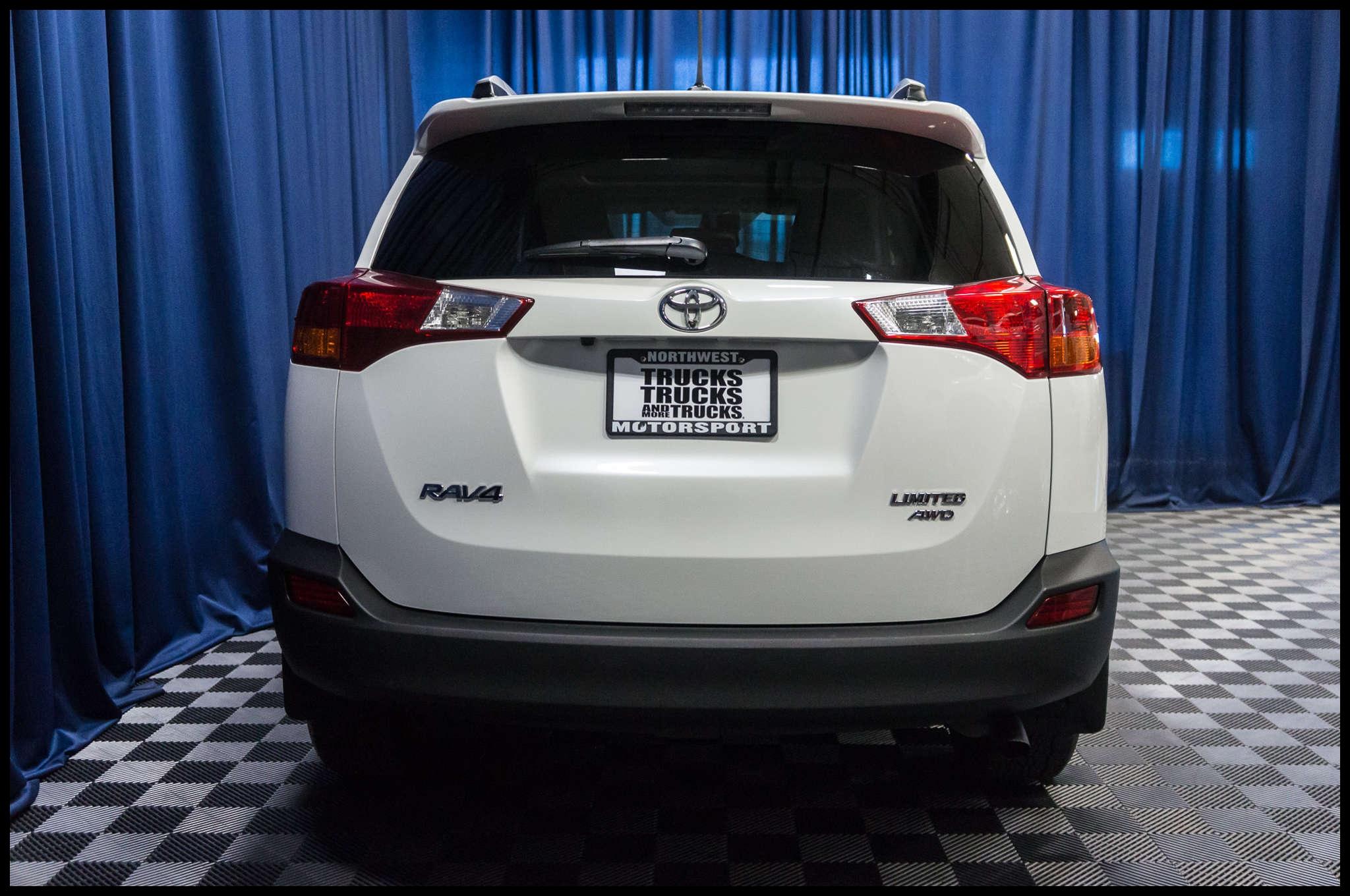 News toyota Awd Vehicles 2015 New 2015 toyota Rav4 Limited Awd Vehicle Reviews