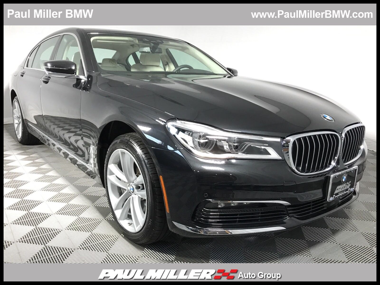 Bmw Pre Owned Lease Certified Pre Owned 2018 Bmw 7 Series 4dr Car In Wayne L