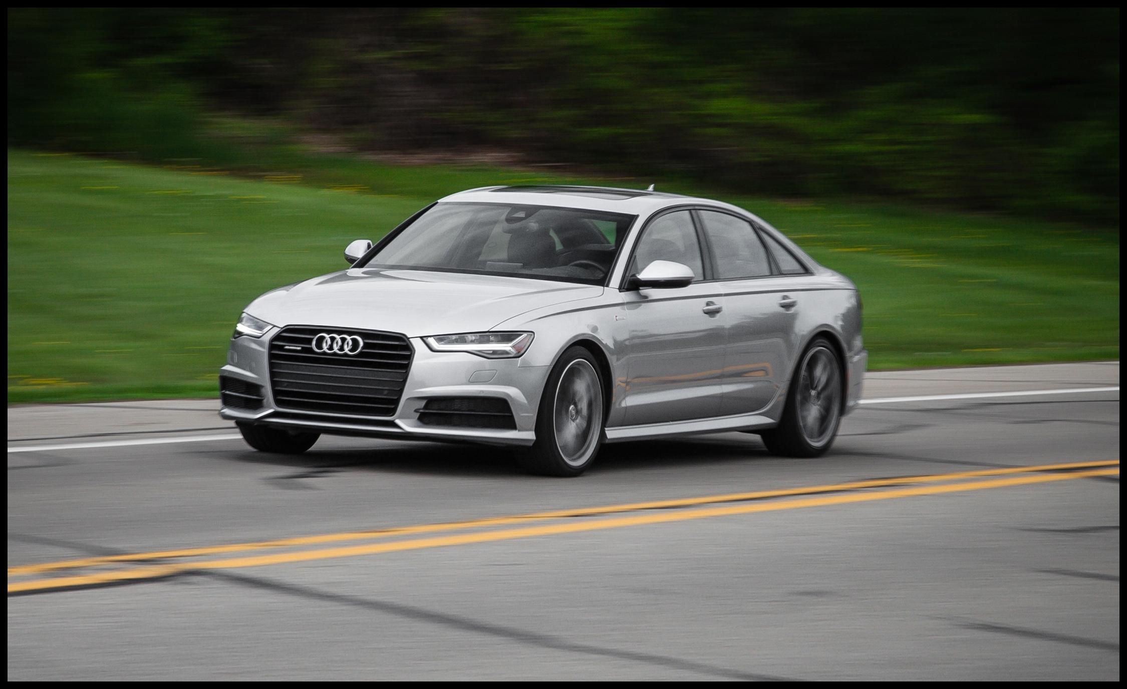 2017 Audi is6 autocardesign