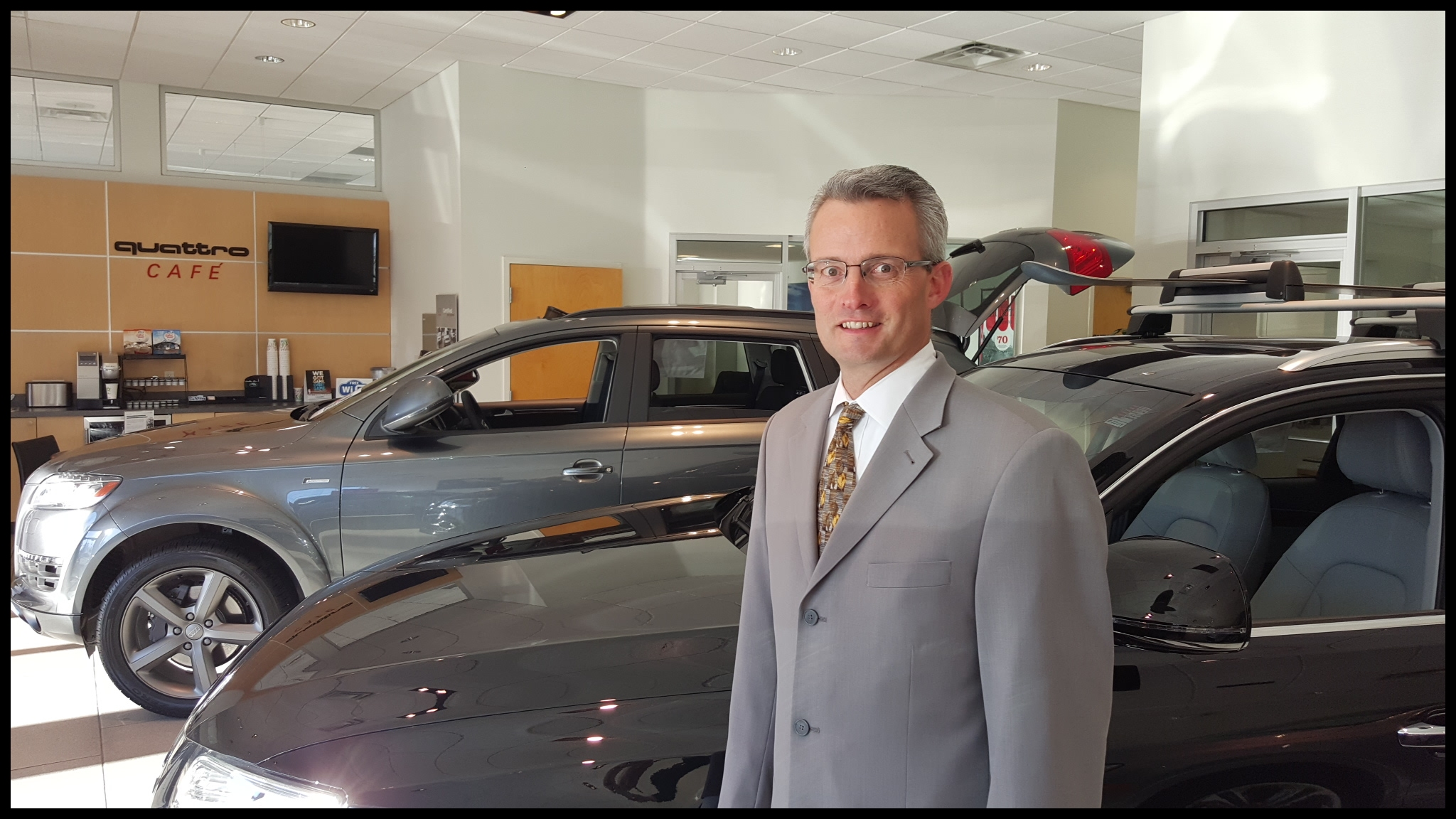 Len Stoler Porsche is pleased to introduce our new General Manager Dave McBrearty Dave brings over 29 years of automotive experience to the Len Stoler