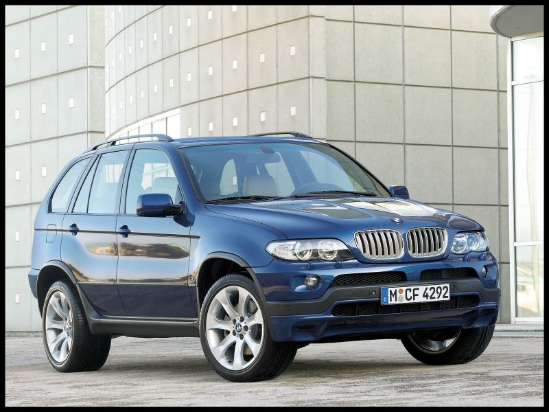 Lifted Bmw X5