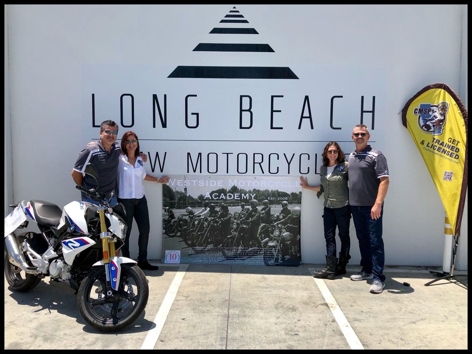 Westside Motorcycle Academy Long Beach BMW Motorcycles