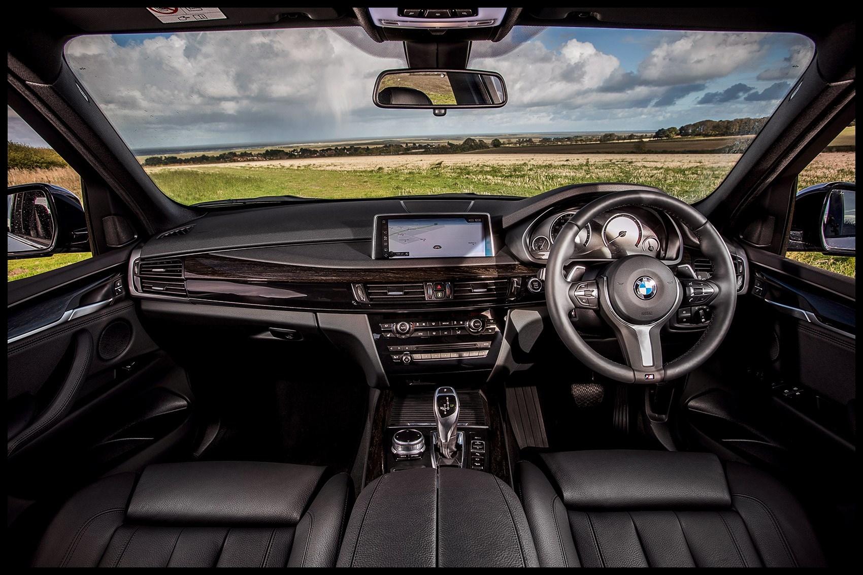 BMW X5 cockpit due for retirement soon