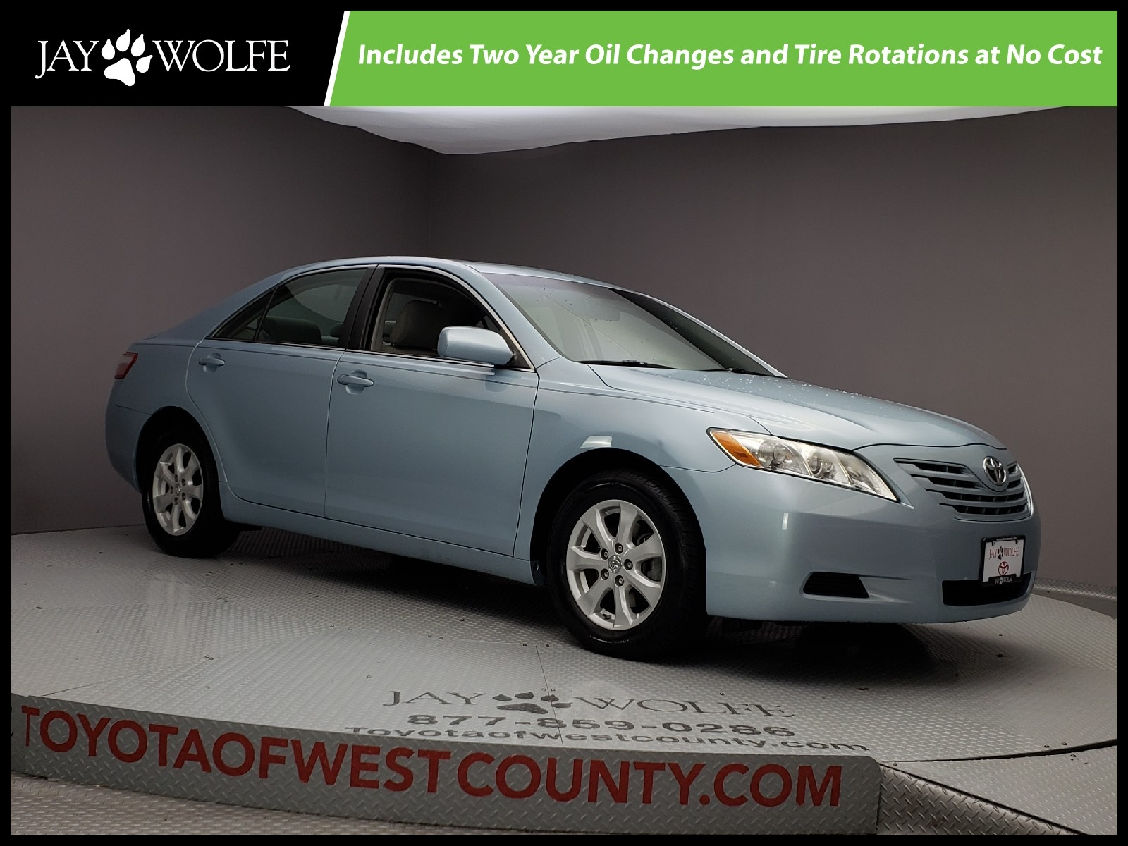 Pre Owned 2009 TOYOTA CAMRY 4DR SDN I4 AUTO LE 4 Door Sedan in Ballwin W A