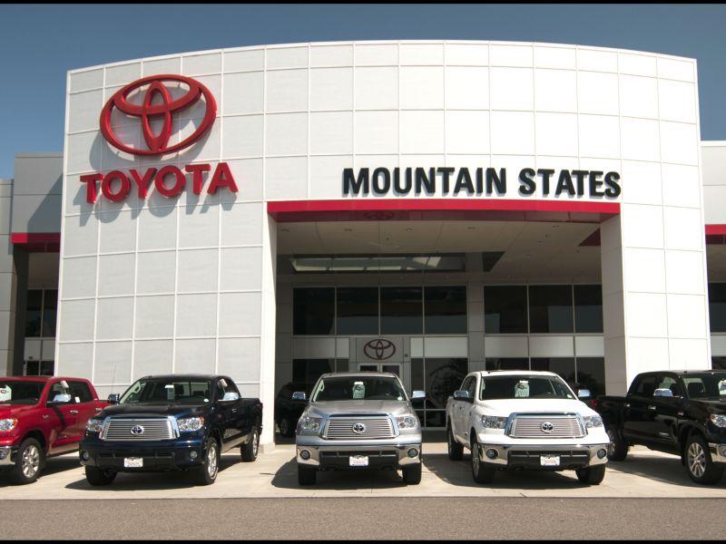 Mountain States toyota Denver Co