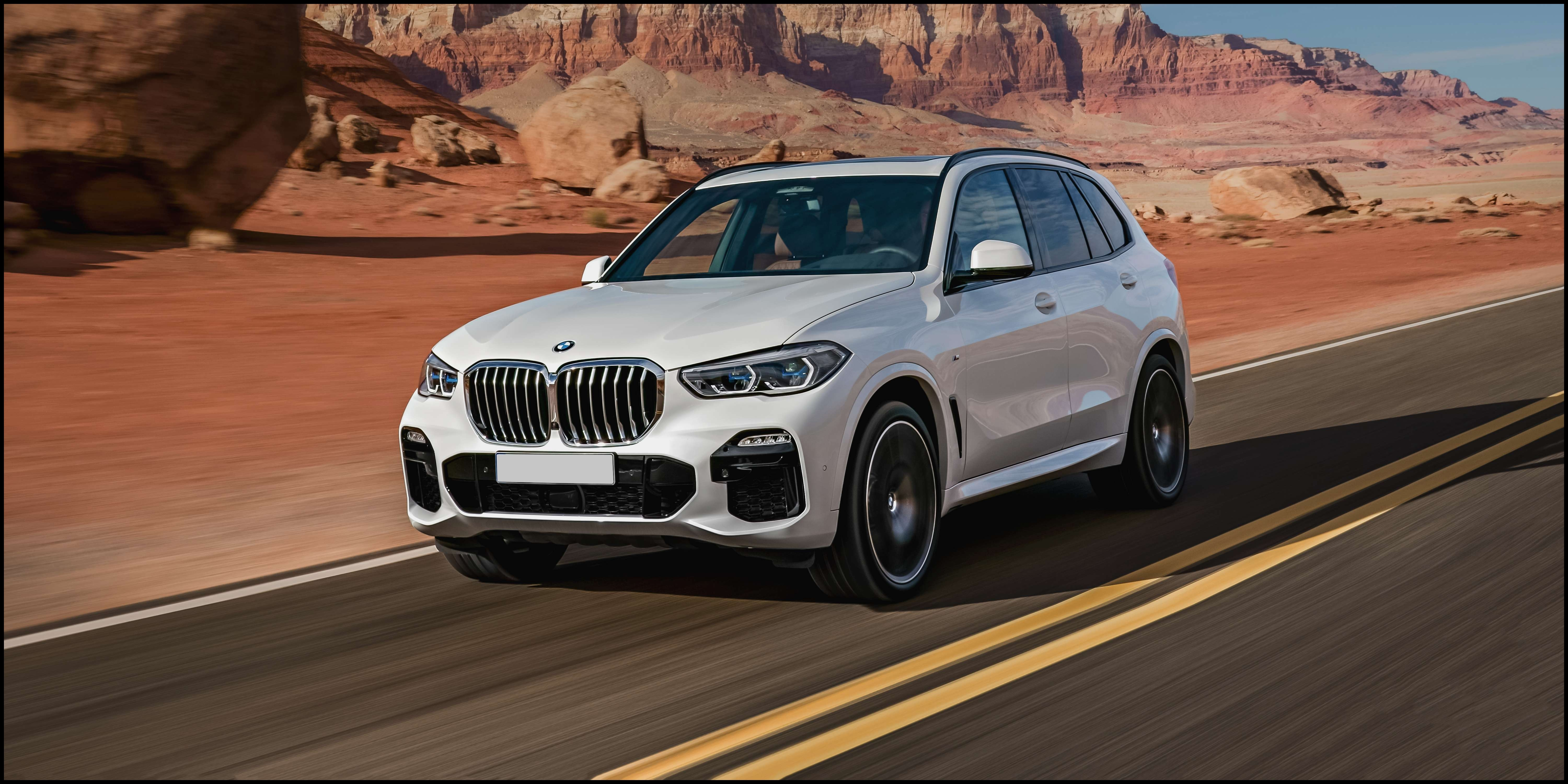 2019 bmw x5 news hero