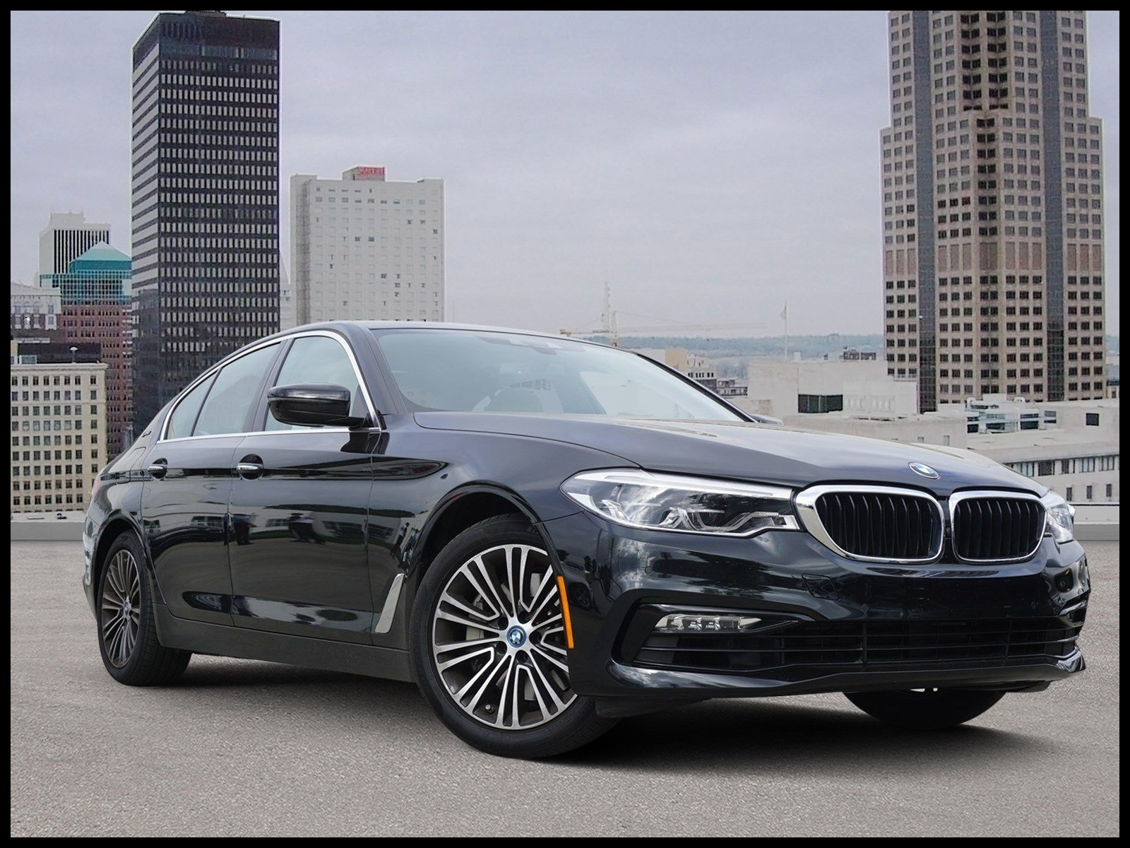 Pre Owned 2018 BMW 5 Series 530e iPerformance
