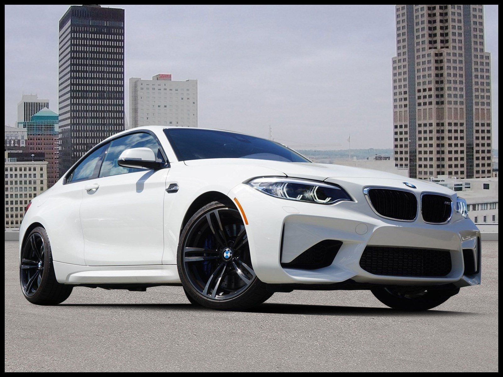 Pre Owned 2018 BMW M2 Base