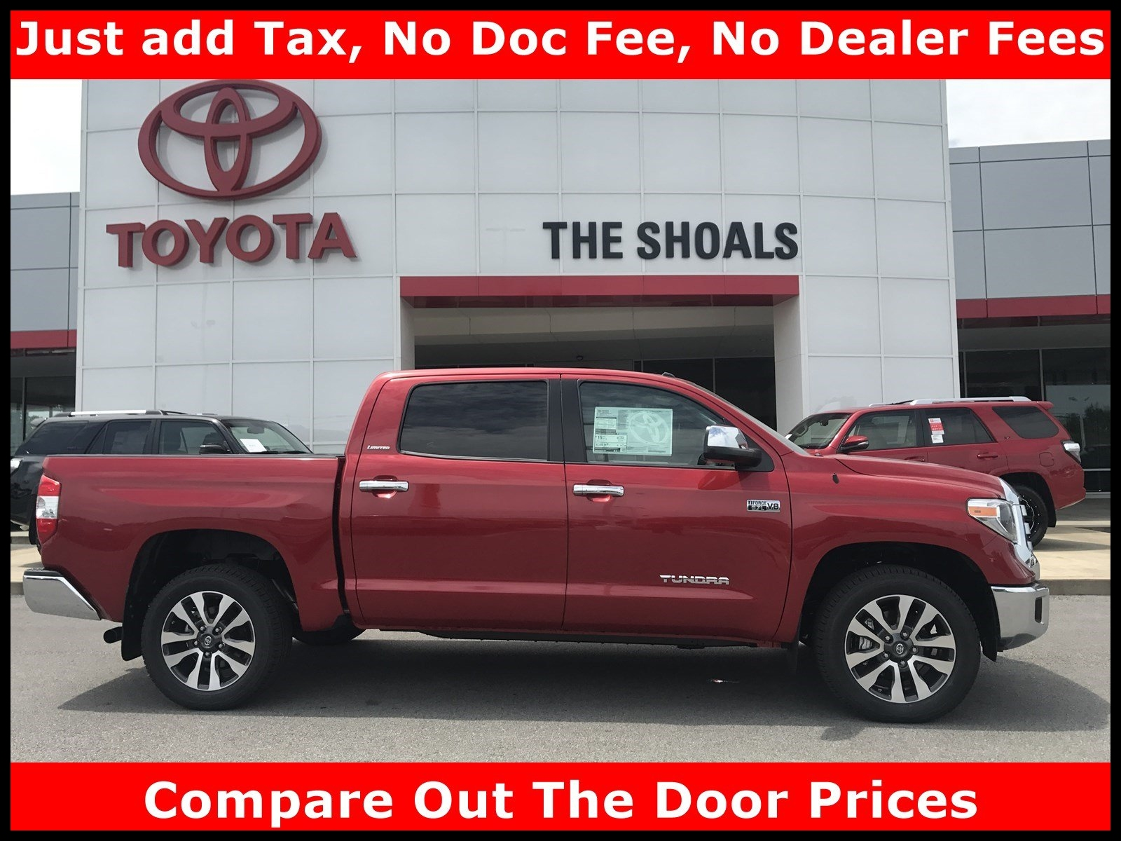 New 2018 Toyota Tundra 2WD Limited
