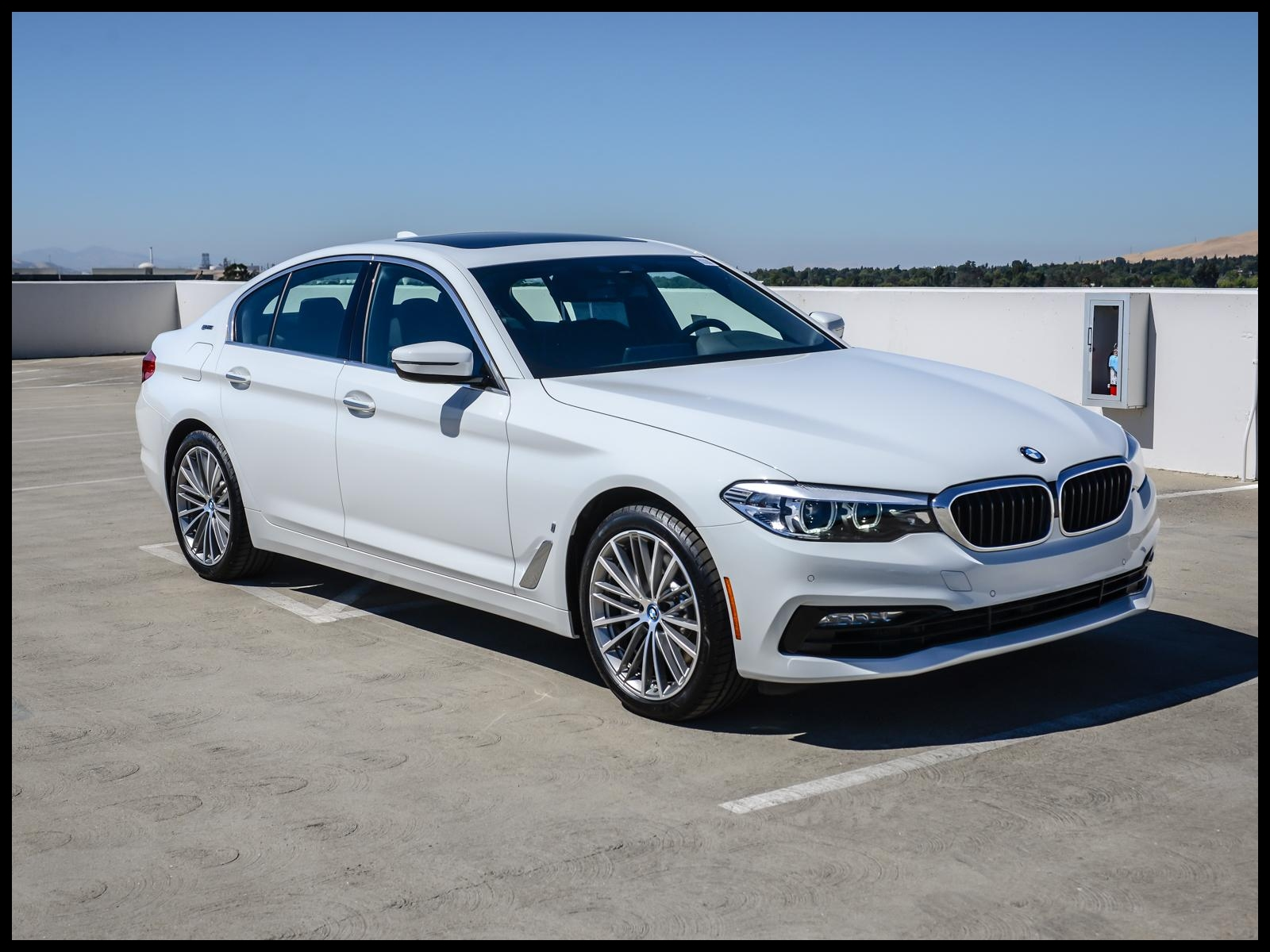 New 2018 BMW 5 Series 530e iPerformance Plug In Hybrid