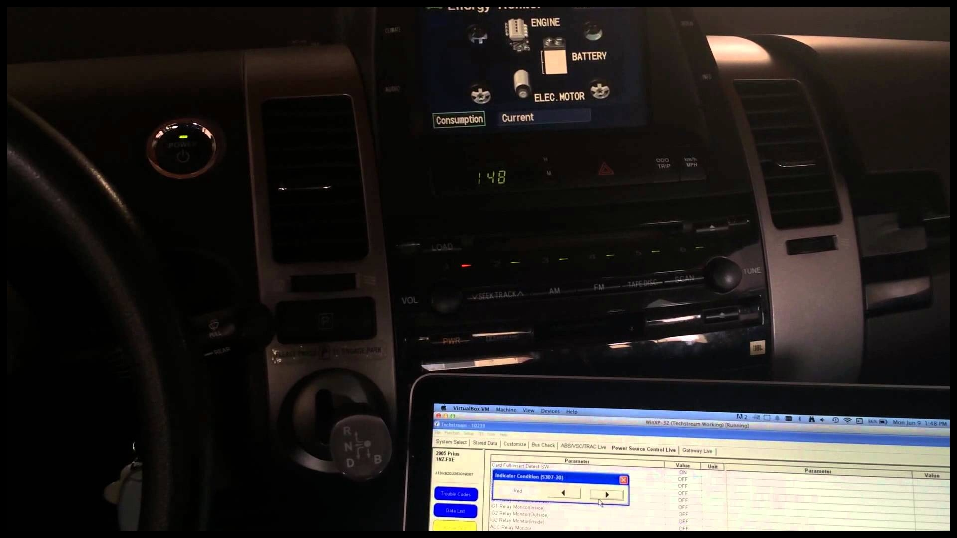 Hacking my Prius Toyota Techstream TIS & Mongoose OBDII cable