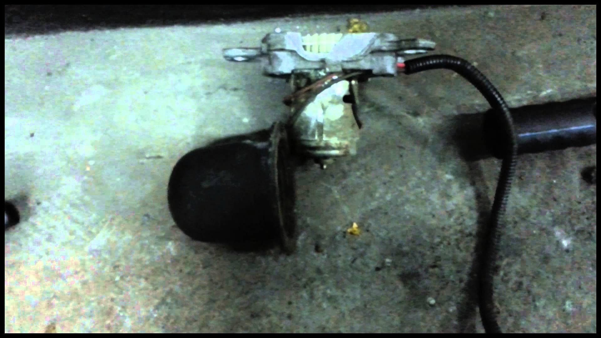 Toyota Tundra P2445 code sec air pump stuck off