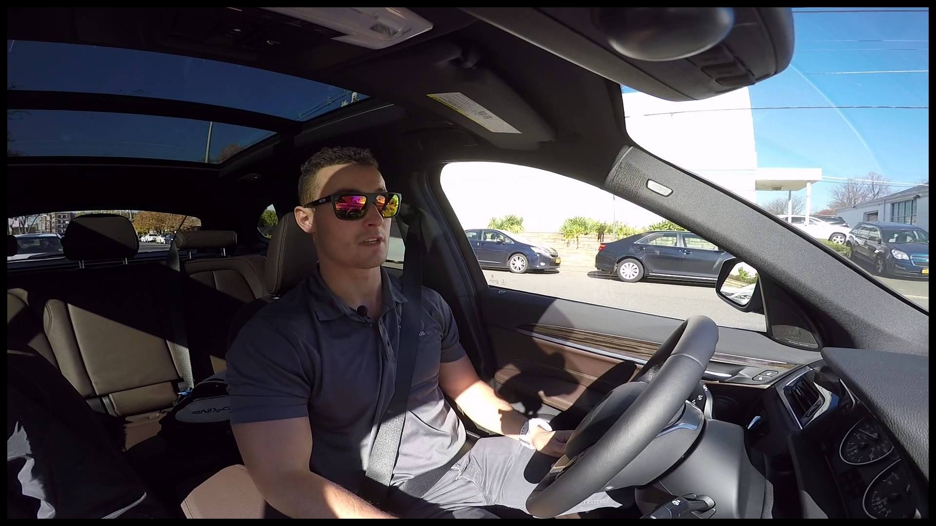 2016 BMW X1 Ride Along Park Ave BMW