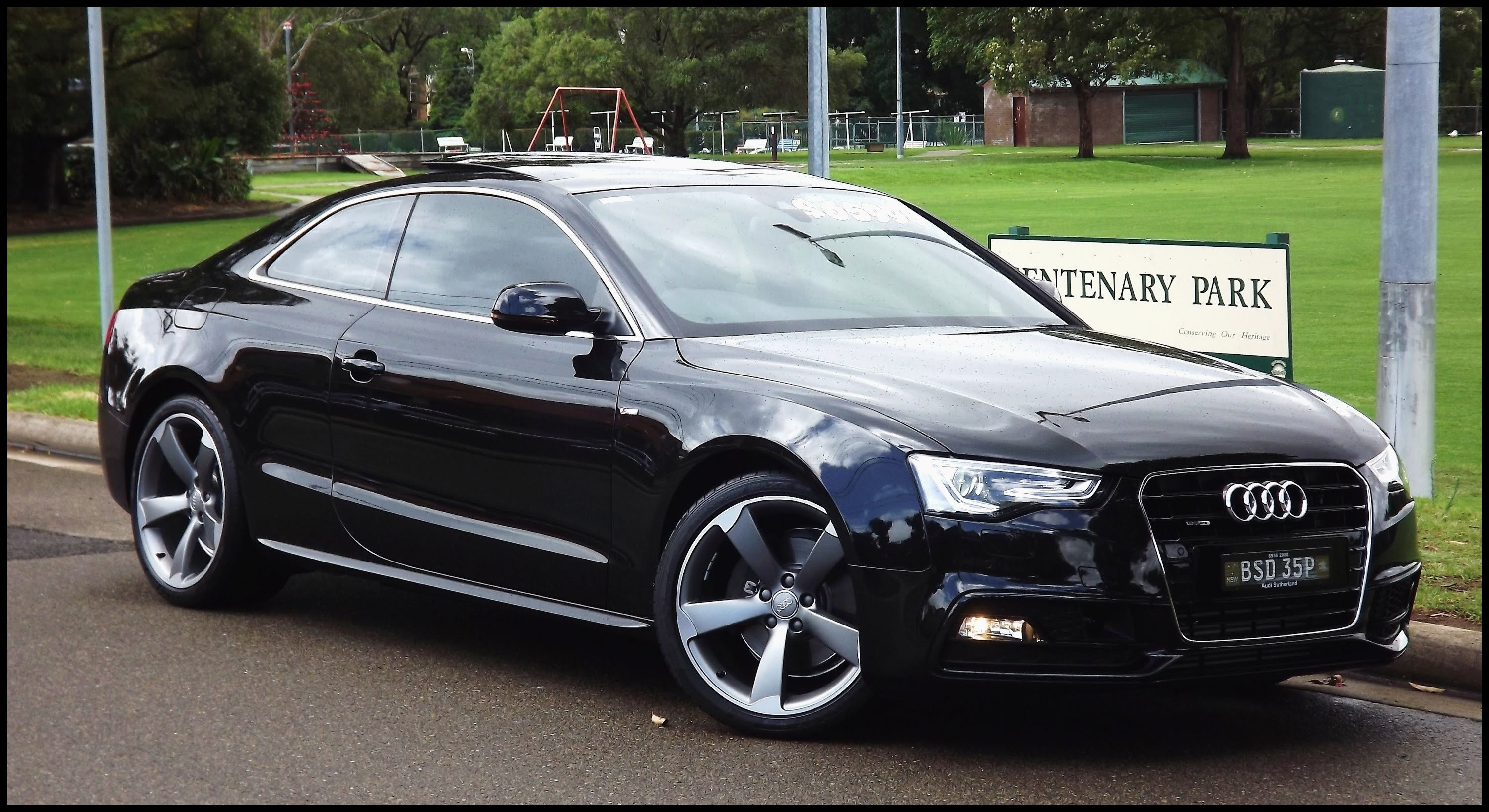 Audi A5 Msrp Price and Review Audi A5 Matte Blue Elegant 2012 Audi A5 3 0d