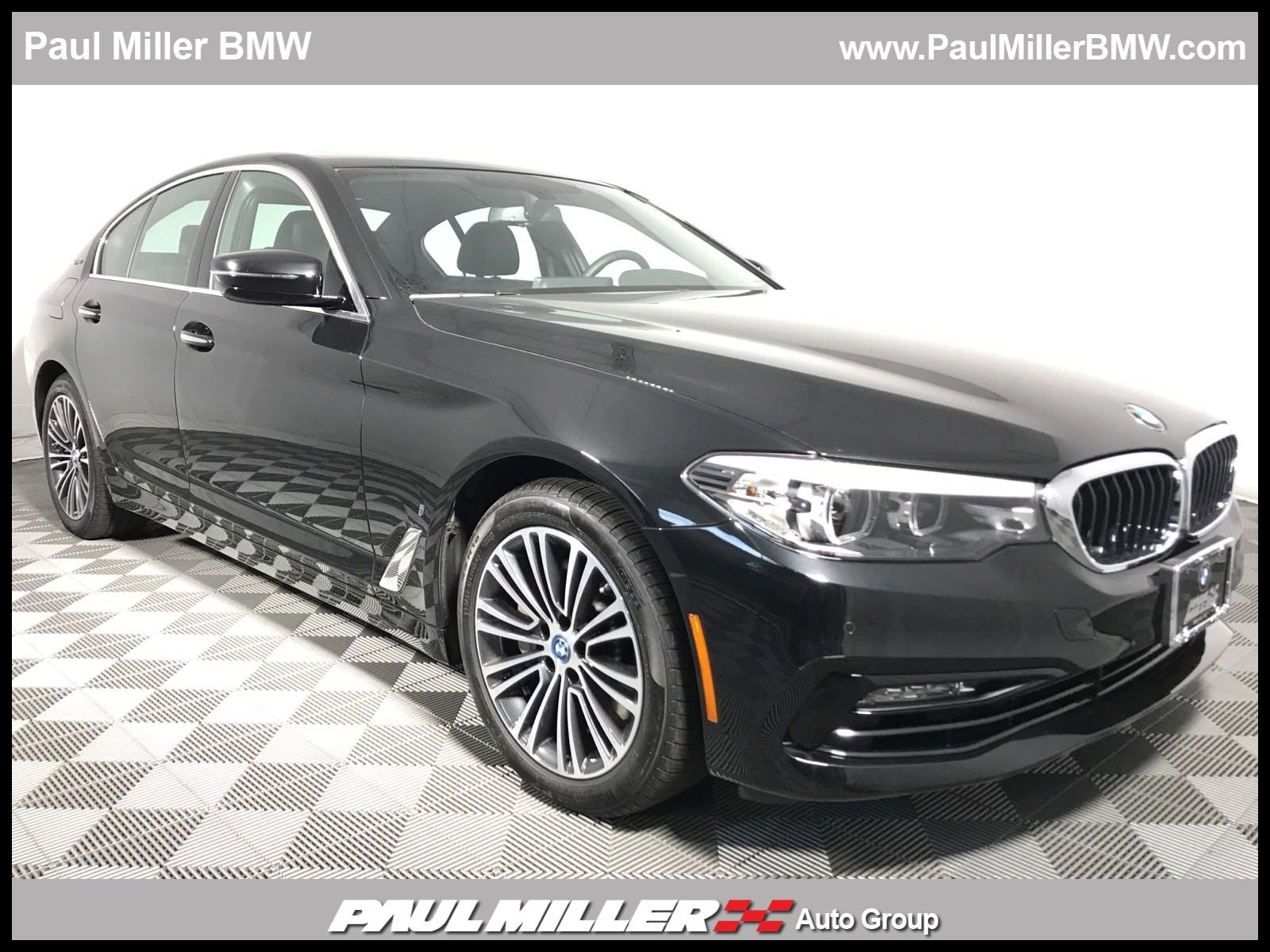 Pre Owned 2018 BMW 5 Series