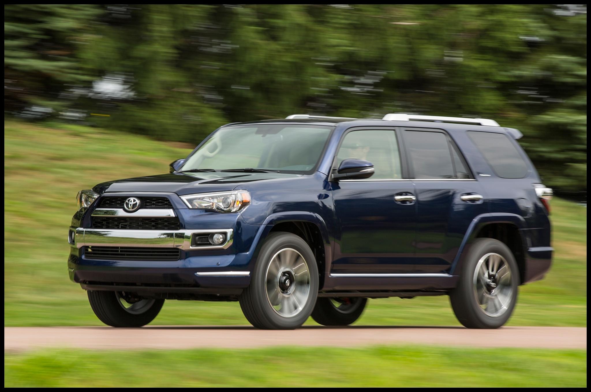 Toyota 4 Runner 2016 Toyota 4Runner Reviews and Rating