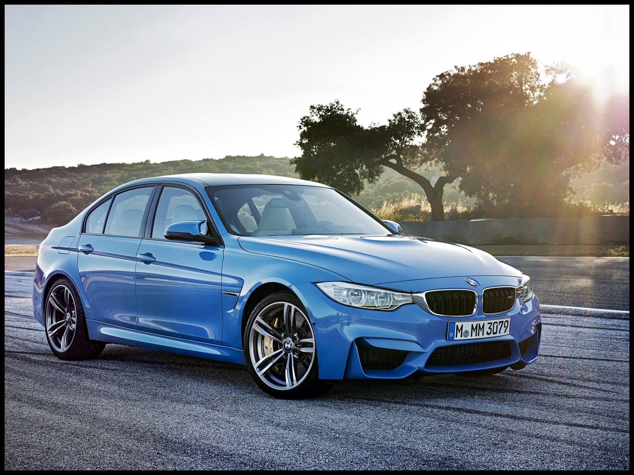2014 BMW F30 M3 new dream car