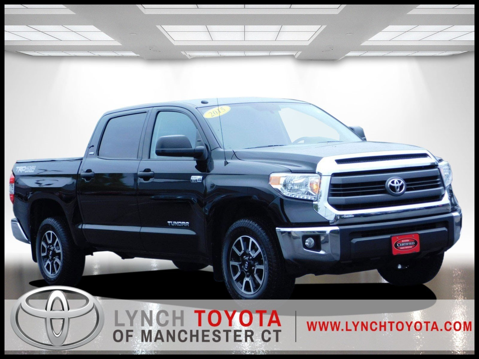 Certified Pre Owned 2015 Toyota Tundra SR5