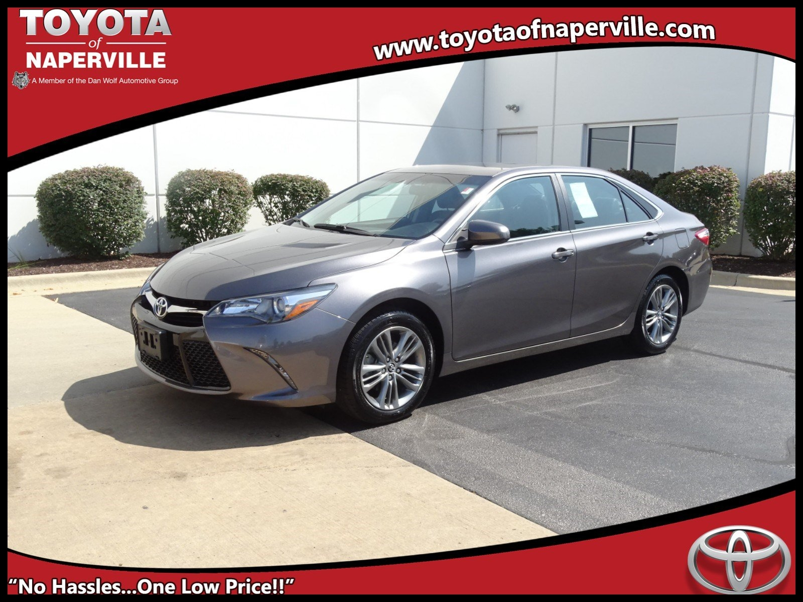 Pre Owned 2015 Toyota Camry SE