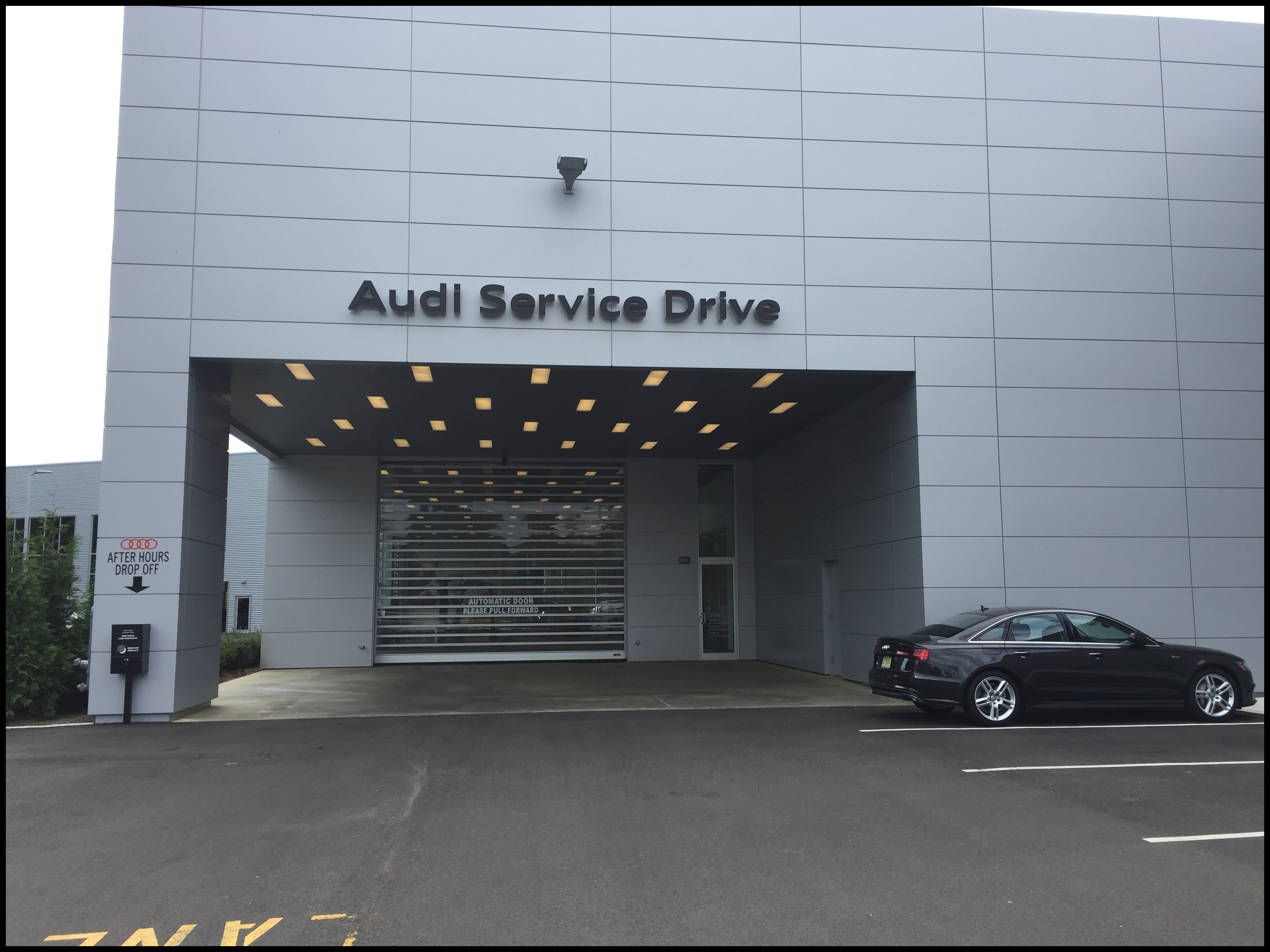 At Audi Freehold