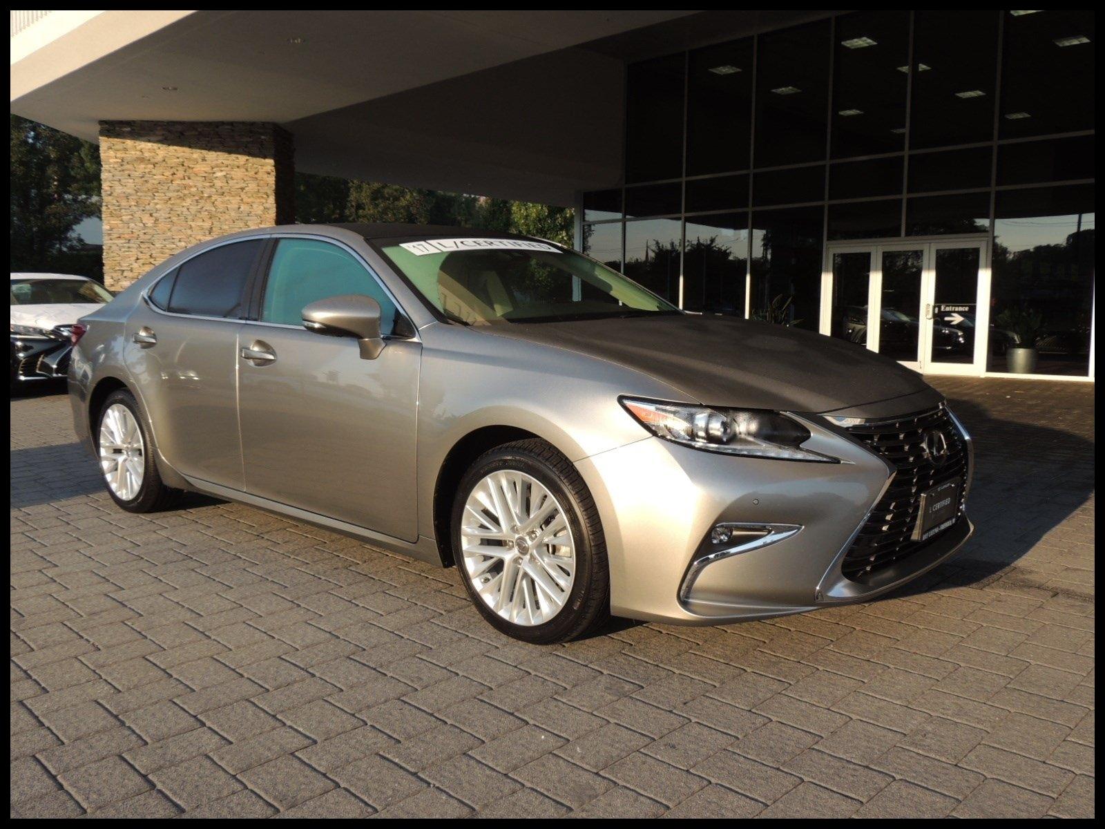 Certified Pre Owned 2017 Lexus ES ES 350