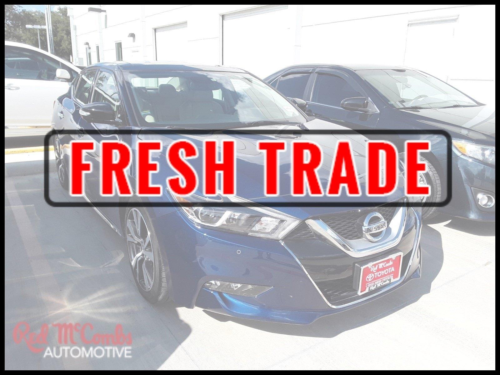 Pre Owned 2017 Nissan Maxima Platinum