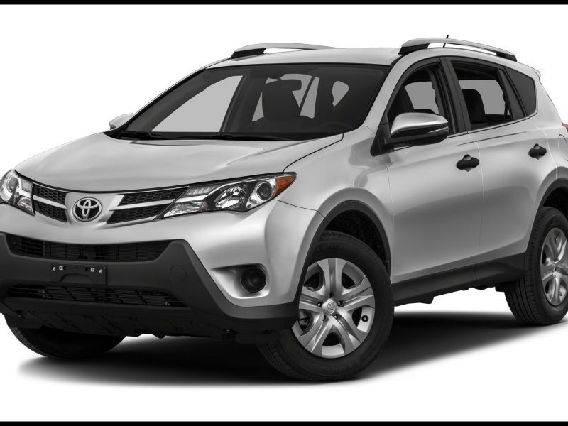Review Of toyota Rav4 2015
