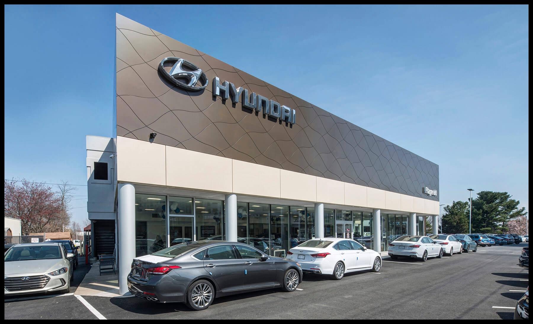 Fitzgerald Hyundai Rockville