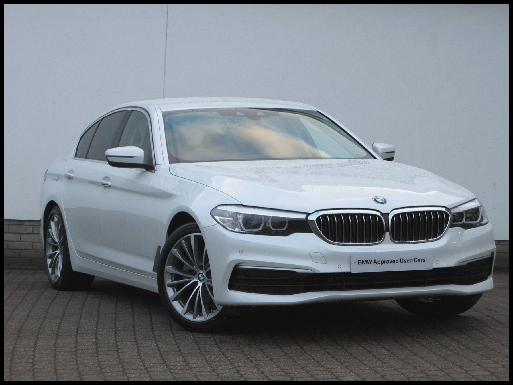 Bmw Sheridan Innovative Used 2017 Bmw 5 Series G30 520d Se Saloon B47 2 0d for