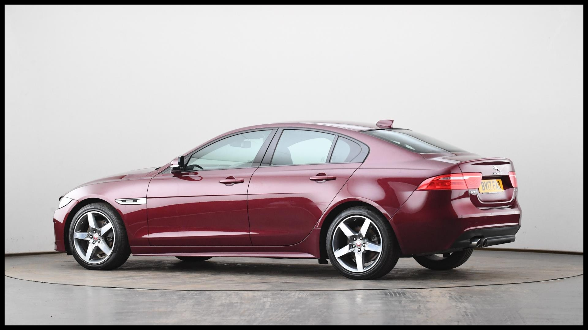Special Used Jaguar Xe 2 0d [180] R Sport 4dr Red Bv17fao New Reviews
