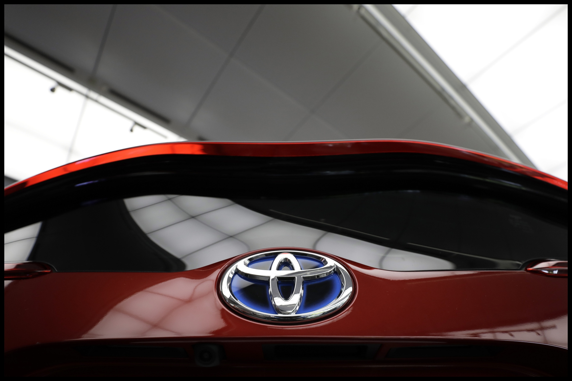 Toyota has launched a Honolulu car sharing service